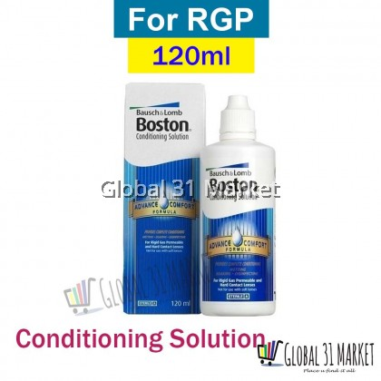 Bausch & Lomb Boston Advance Conditioning Solution 120ml Expired 2023/03