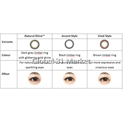 1-DAY ACUVUE® DEFINE® Contact Lens, 30 piecies /Box